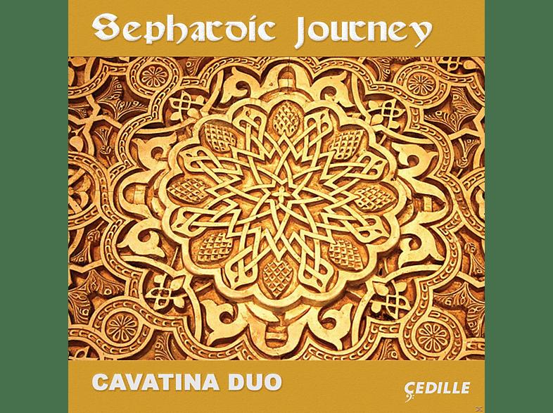 Cavatina Duo - Sephardic Journey [CD]