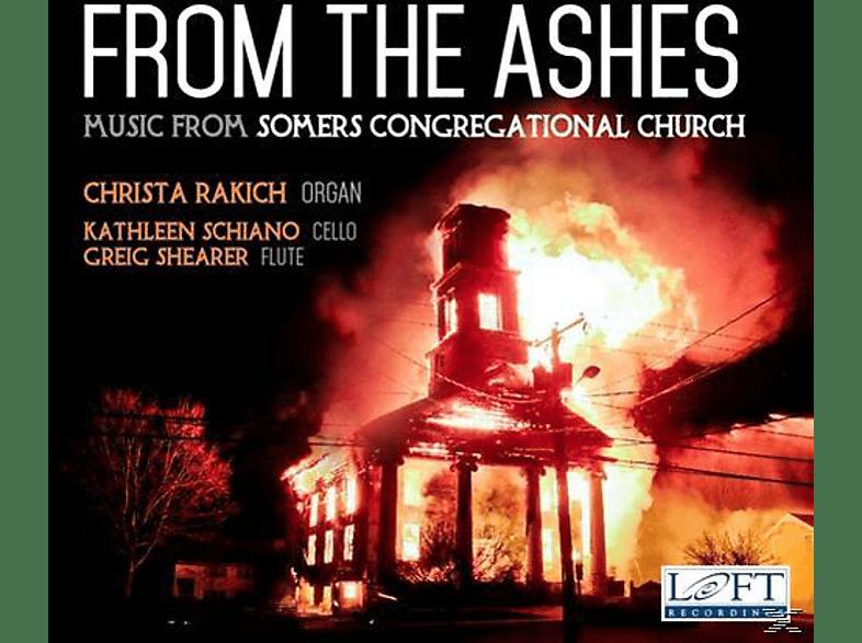 Richard Fowkes, Kathleen Schiano, Greig Shearer - From The Ashes [CD]