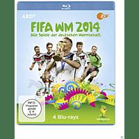 FIFA WM 2014 - Alle Spiele der deutschen Mannschaft [Blu-ray]