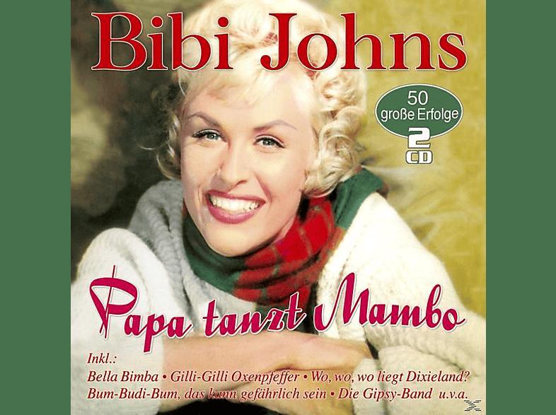 Bibi Johns - Papa Tanzt Mambo-50 Große Erfolge [CD]