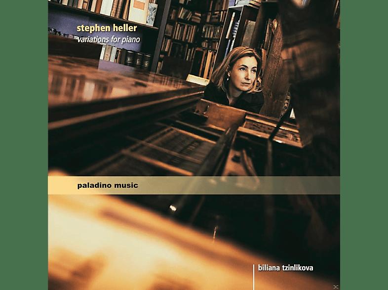 Biliana Tzinlikova - Variationen Für Klavier [CD]