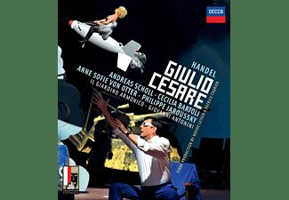 VARIOUS - Händel: Giulio Cesare  - (DVD)