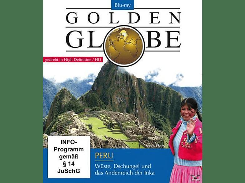 Peru-Wüste, Dschungel Und Das Andenreich Der Inka [Blu-ray]