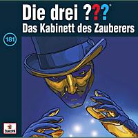 Die drei ??? 181: Das Kabinett Des Zauberers - (CD)