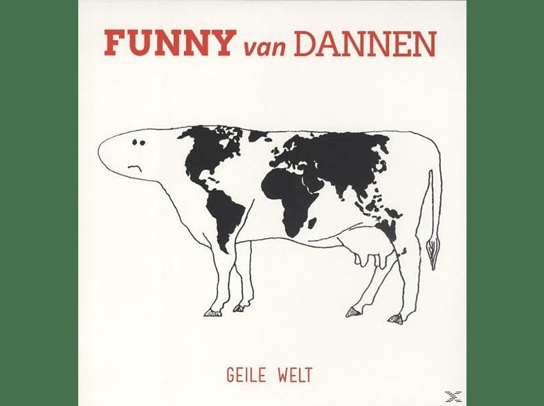 Funny van Dannen - Geile Welt [Vinyl]