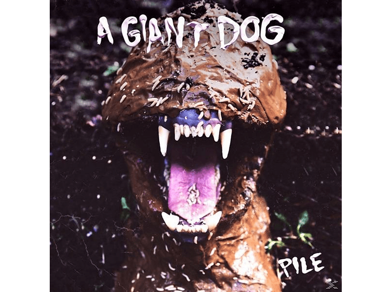 A Giant Dog - Pile [CD]