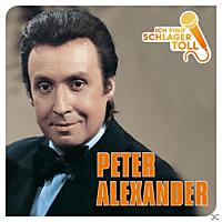 Peter Alexander - Ich Find' Schlager Toll (Das Beste) [CD]