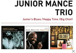 Junior / Trio Mance - Junior's Blues & Happy Time &  - (CD)