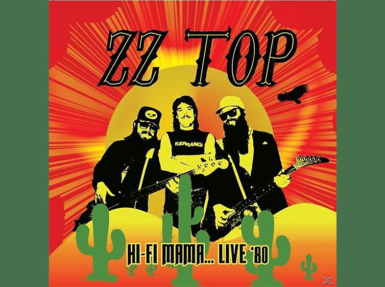 ZZ Top - Hi-Fi Mama ... Live 80 [Vinyl]