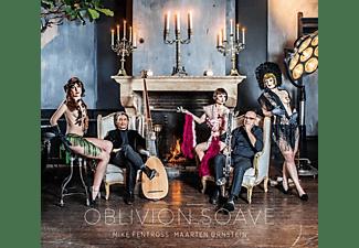 ORNSTEIN/FENTROSS - Oblivion Soave  - (CD)