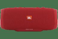 JBL Charge 3 Bluetooth Lautsprecher, Rot, Wasserfest