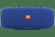 JBL Charge 3 Bluetooth Lautsprecher, Blau, Wasserfest
