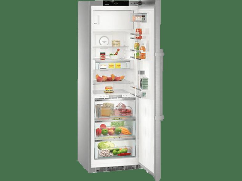 LIEBHERR KBPes 4354-20  Kühlschrank (A+++, 128 kWh/Jahr, 1850 mm hoch, Edelstahl)