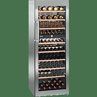 LIEBHERR WTES 5972-21 001 Weinklimaschrank (182 kWh/Jahr, EEK A, Edelstahl)
