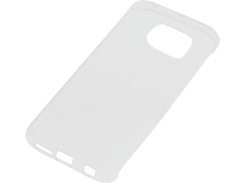 AGM 26269 , Backcover, Samsung, Galaxy S7 Edge, thermoplastisches Polyurethan, Transparent