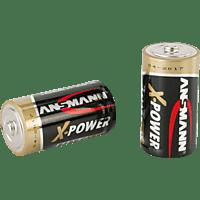 ANSMANN 5015623 C Batterie Alkaline 2 Stück
