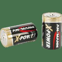 ANSMANN 5015633 D Batterie Alkaline 2 Stück