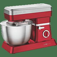CLATRONIC KM 3630 Küchenmaschine Rot 1200 Watt