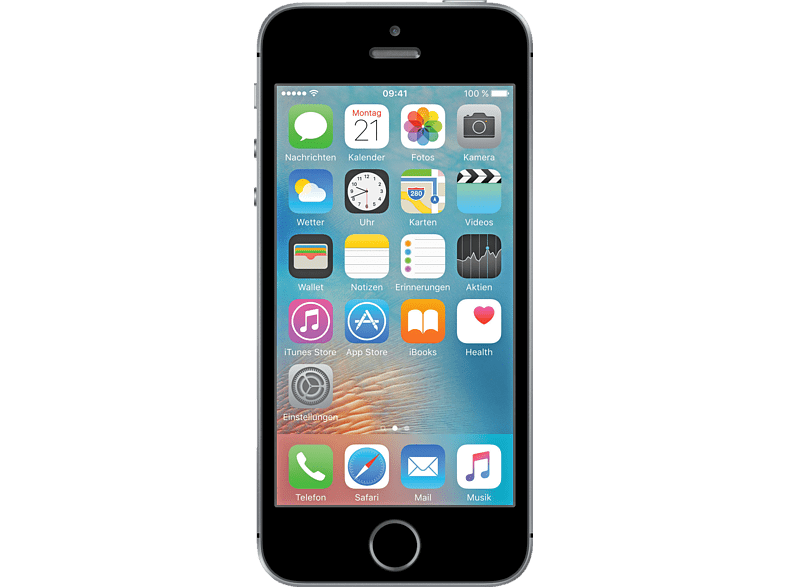 APPLE iPhone SE 32 GB Space Grey