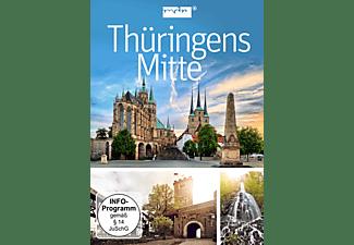 Thüringens Mitte - Reiseführer DVD