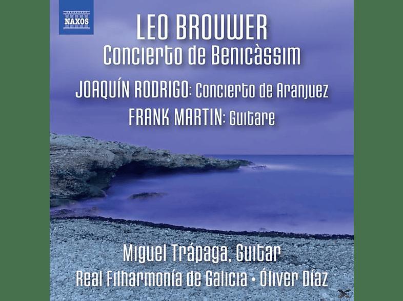 Trapaga Miguel - Concierto De Aranjuez/Guitare/Con.De Benicassim [CD]