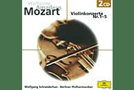 Carl August Nielsen, Wolfgang/bp Schneiderhan - Sämtliche Violinkonzerte 1-5 (Ga) [CD]