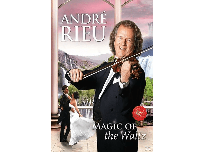 André Rieu - Magic Of The Waltz [DVD]