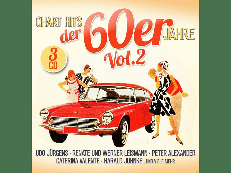 VARIOUS - Chart Hits Der 60er Jahre Vol.2 [CD]