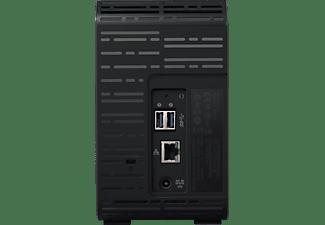 WD My Cloud™ EX2 Ultra 8 TB 3,5 Zoll extern