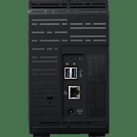 WD My Cloud™ EX2 Ultra  8 TB 3.5 Zoll extern