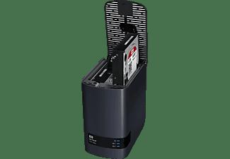 WESTERN DIGITAL NAS My Cloud EX2 Ultra 8TB, 1x Gb LAN, Schwarz (WDBVBZ0080JCH-EESN)