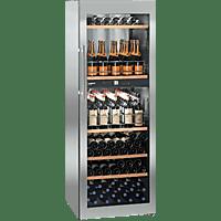 LIEBHERR WTPES 5972-21 001 Weinklimaschrank (182 kWh/Jahr, EEK A, Edelstahl)