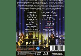 Heart - Night At Sky Church  - (Blu-ray)