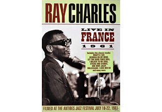 Ray Charles - Live in France 1961 (DVD)