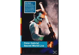 Peter Gabriel - Secret World  - (DVD)