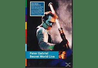 Peter Gabriel - Secret World  - (DVD)
