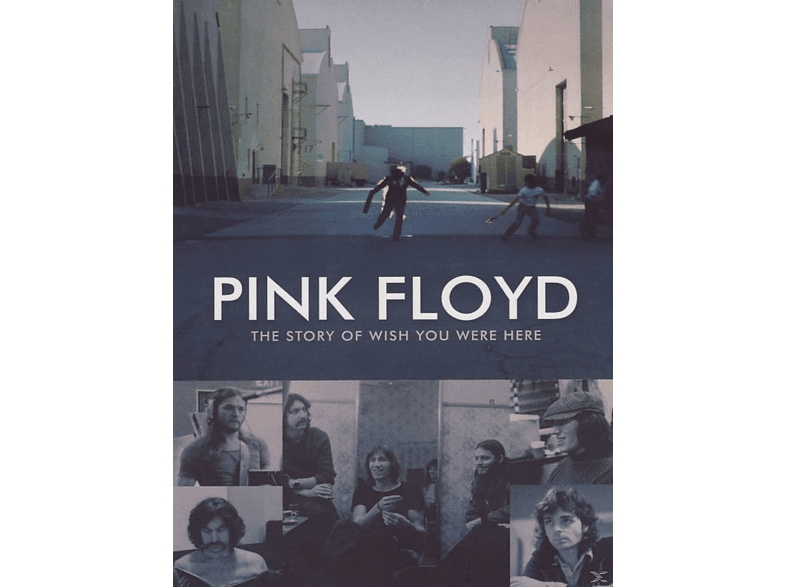 Pink Floyd - The Story Of Wish You Were Here [DVD]