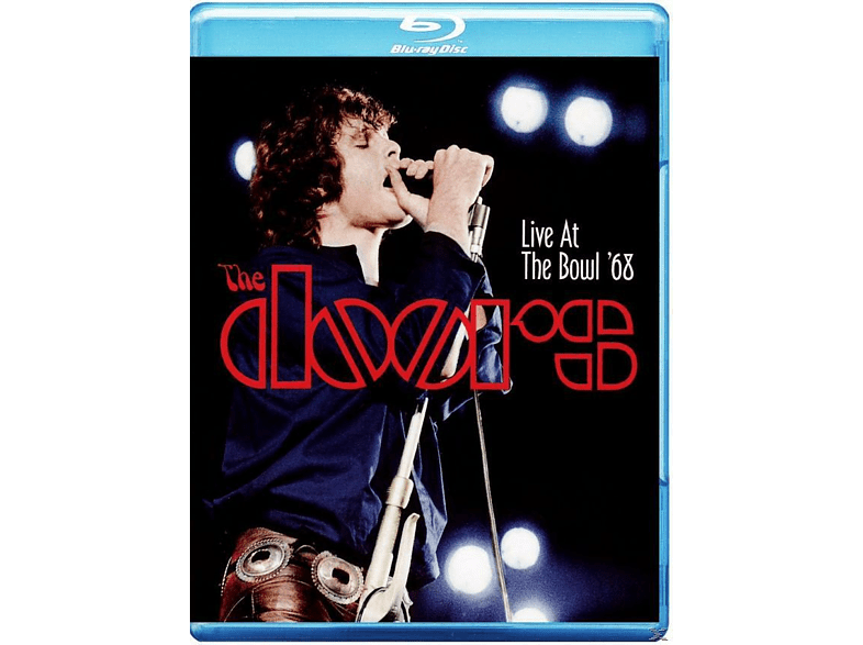 The Doors - LIVE AT THE BOWL 68 [Blu-ray]