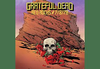Grateful Dead - Red Rocks Amphitheatre, Morrison, Co 7/8/78  - (CD)