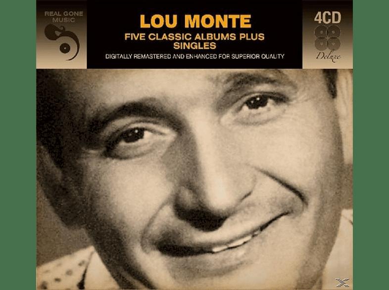 Lou Monte - 5 Classic Albums Plus [CD]