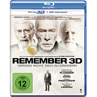 Remember 3D Blu-ray (+2D)