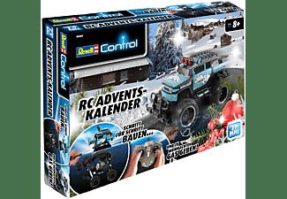 REVELL 01010 RC-Truck Adventskalender, Blau/Schwarz