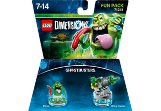 LEGO DIMENSIONS LEGO Dimensions Fun Pack - Ghostbusters Slimer Spielfiguren