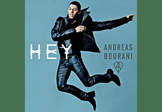 Andreas Bourani - Hey (Inkl.Mp3 Code)  - (Vinyl)