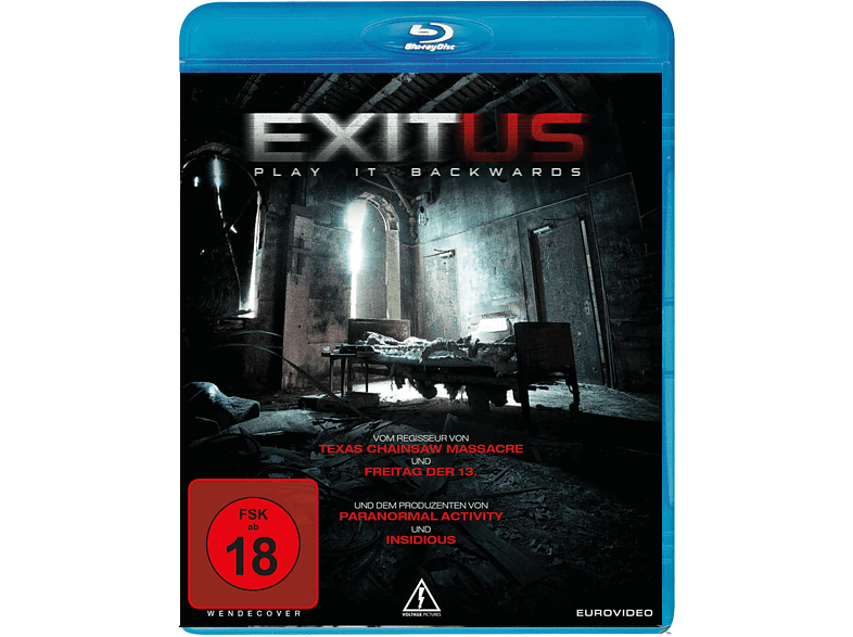 Exitus [Blu-ray]