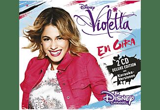 VARIOUS - Violetta: En Gira (Deluxe Edition,Staffel 3,Vol.1)   - (CD)