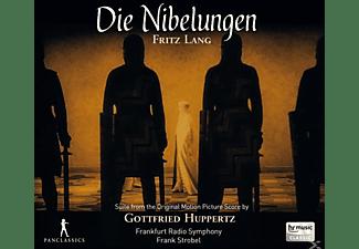 Hr-sinfonieorchester, Frankfurt Radio Symphony - Die Nibelungen (Qs)  - (CD)