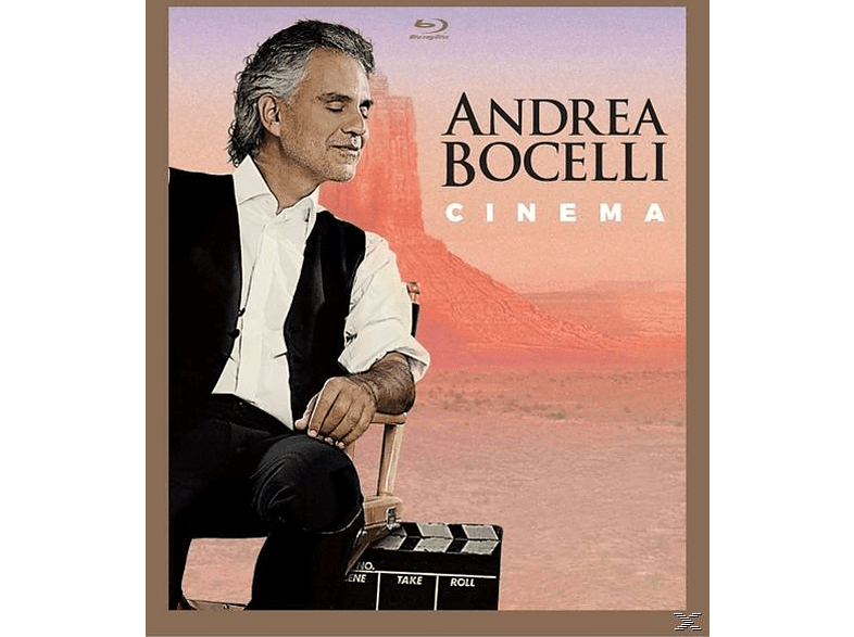 Andrea Bocelli, VARIOUS - Cinema (Special Edition) [Blu-ray]