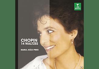 Maria Joao Pires - 14 Walzer  - (CD)
