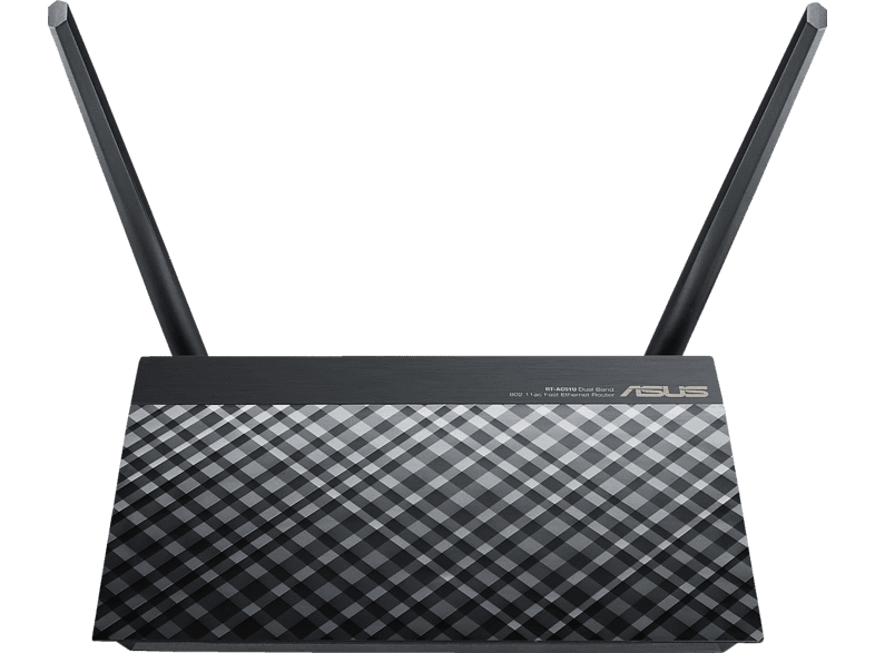 ASUS RT-AC51U AC750 WiFi-5 Router